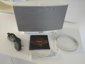 Sonos Play: 5 Wireless Speaker - WHITE. Gen 1 S1 speaker with amazing sound.