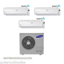 Condizionatore Trial Split Samsung Inverter AR5500M Smart Wi-Fi 7+9+12 AJ052FCJ3