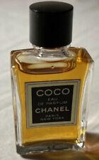 Vintage CHANEL Coco Eau de Toilette  EDT Perfume Mini 4 ml