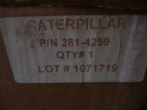 CATERPILLAR 2814259 FILTER CANISTER 281-4259