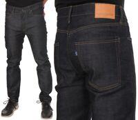 Levi's Herren Jeanshose Needle Narrow Marineblau W36