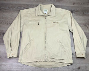 Vintage Roots of Canada - Sports Roots Jacket - Khaki - Large