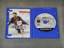 Fifa 14 Legacy Edition Ps2 PAL English Complete CIB Playstation 2