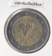 FINLAND   2 Euro Commemorative   2008   Rechten van de Mens  UNC