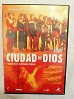 Ville De Dieu Un Film De Fernando Meirelles DVD Cinéma Film