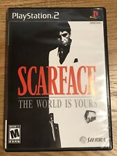 Scarface: The World Is Yours Sony PlayStation PS2