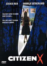 Citizen X (DVD,1995)