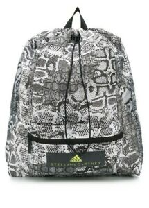 Adidas Stella McCartney Snake Print Gymsack Backpack Bumbag FJ9331 BNWT