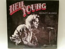 NEIL YOUNG Honey Slides CD Live 5-16-74 New York Godfather Records RARE NEW