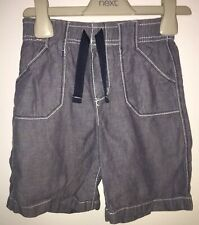 Boys Age 3-4 Years - TU Shorts - Excellent Condition