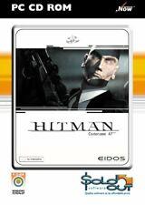 Hitman: Codename 47 (PC CD).
