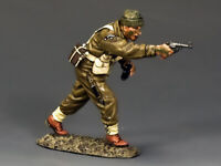 KING & COUNTRY D DAY DD190 BRITISH COMMANDO SHOOTING OFFICER MIB