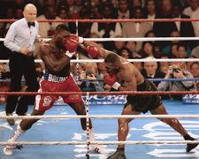 1996 Heavyweight Boxers MIKE TYSON vs Frank Bruno Glossy 8x10 Photo Print Poster