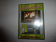 Ambient Fire: Ultimate Video Fireplace Dvd (shot In Hd) B254