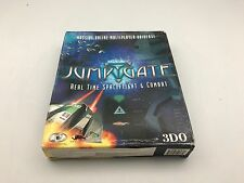 Jump gate Real Time Space lift 3DO Brand New Pc Multiplayer
