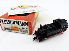 """Fleischmann H0 4099 Tenderlok  BR 98 812 DB """"Gtl 4/4"""" schwarz DC Analog"""
