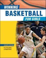 Winning Basketball for Girls (Winning Sports for Girls (Library))-ExLibrary