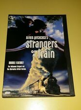 Strangers on a Train Dvd *Rare oop