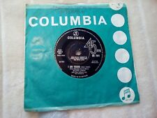 SALENA JONES I AM YOURS/I ONLY KNOW I LOVE YOU 7in 45rpm single 1966 Columbia EX