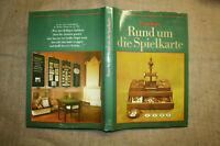 Sammlerbuch Spielkarten, Skatkarten, Geschichte, Sammlung, Altenburg, DDR 1986