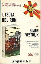L'ISOLA DEL RUM - SIMON VESTDIJK