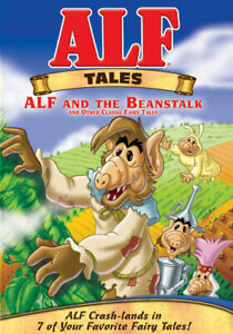 Alf Tales: Alf & The Beanstalk (DVD,2006) (lged19383d)