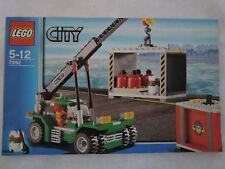LEGO Bauanleitung / Instruction City 7992