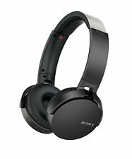 Sony MDR-XB650BT Bluetooth Extra Bass wireless Headphone BLACK  XB650BT 650bt