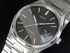 Working Seiko Chronos Quartz Vintage Mens Watch 5H23 reloj montre uhr from Japan