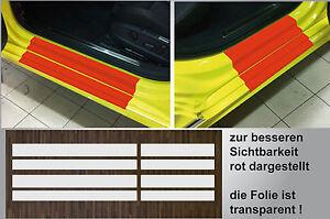 Lackschutzfolie transparent Einstiege Türen  VW Passat B8, Limo/Variant, ab 14