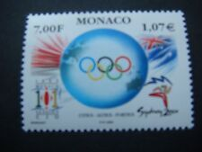 Monaco 2000 Olympic Games Sydney 1st Issue SG 2452 MNH Cat £4.00