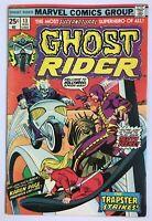 Ghost Rider #13 - Solo Series 1973 Johnny Blaze Marvel Comics