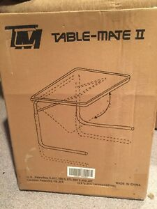 Table Mate II Original Folding TV Tray - New in Sealed Box