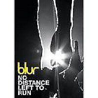 Blur - No Distance Left To Run *New DVD*
