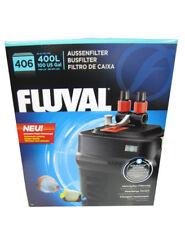 Fluval 406 Aquarien Außenfilter bis 400 Liter