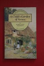 A CHILDREN'S GARDEN OF VERSES by Robert Louis Stevenson; Wordsworth (PB, 1994)