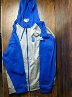 Brand New Tulsa Golden Hurricanes Men's Size 2XL Full Zip Team Hoodie Sweatshirt