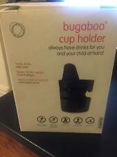 Bugaboo Cup Holder, Black