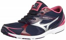 MIZUNO WOMEN EKIDEN SHOES EKIDEN SPIRIT U1GD1435 Navy X silver