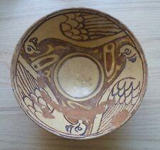Islamic Persian Nishapur Pottery Bowl 9th -11th century