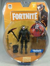 FORTNITE OMEGA EARLY GAME SURVIVAL KIT ACTION FIGURE 2018 NEW W BUILDING ITEMS