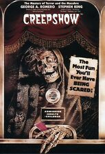 Creepshow DVD Region 1