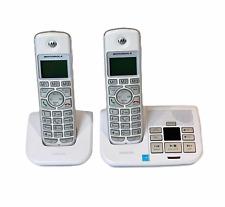 Motorola Home Cordless DECT 6.0 / 2 Handset Answering System - Motorola K702