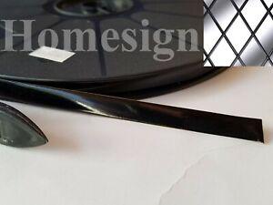 Ebony Black self adhesive lead strip for windows glass crafts free tool Regalead