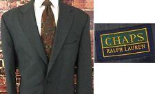 RALPH LAUREN designer GRAY mens suit sz 42L 42 LONG