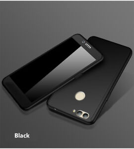 New fashion 360° Full coverage+ PC Glass Phone Case Cover #2