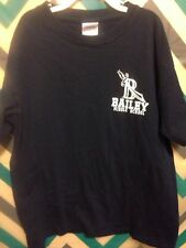 Kids Navy Blue Bailey Middle School T-Shirt Size Large