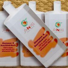 Sanoll Neutral Shampoo- & Duschbad-Basis 1000 ml VORRAT ohne Duft, Naturkosmetik