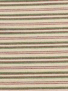 Woven Stripes Fabric Civil War Style 100% Cotton Fabric Unbranded Fat Quarter