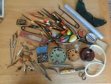 VINTAGE FISHING TACKLE REELS LURES FLOATS GAGGS GADGETS OLD ANGLING